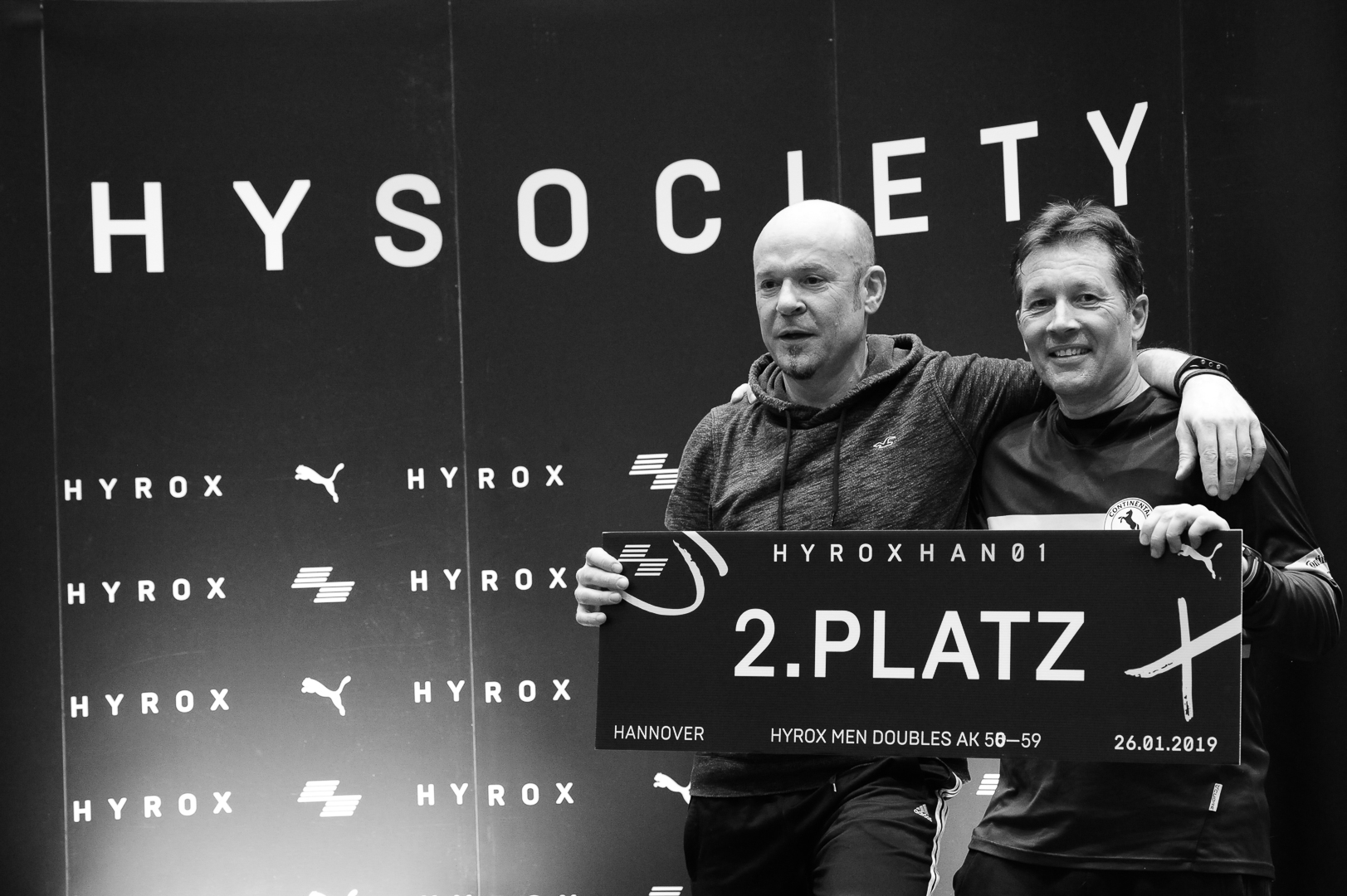 HYROX HAN01 - 26. Januar 2019 (credit: Reinhard Breitenstein Sports Photography)