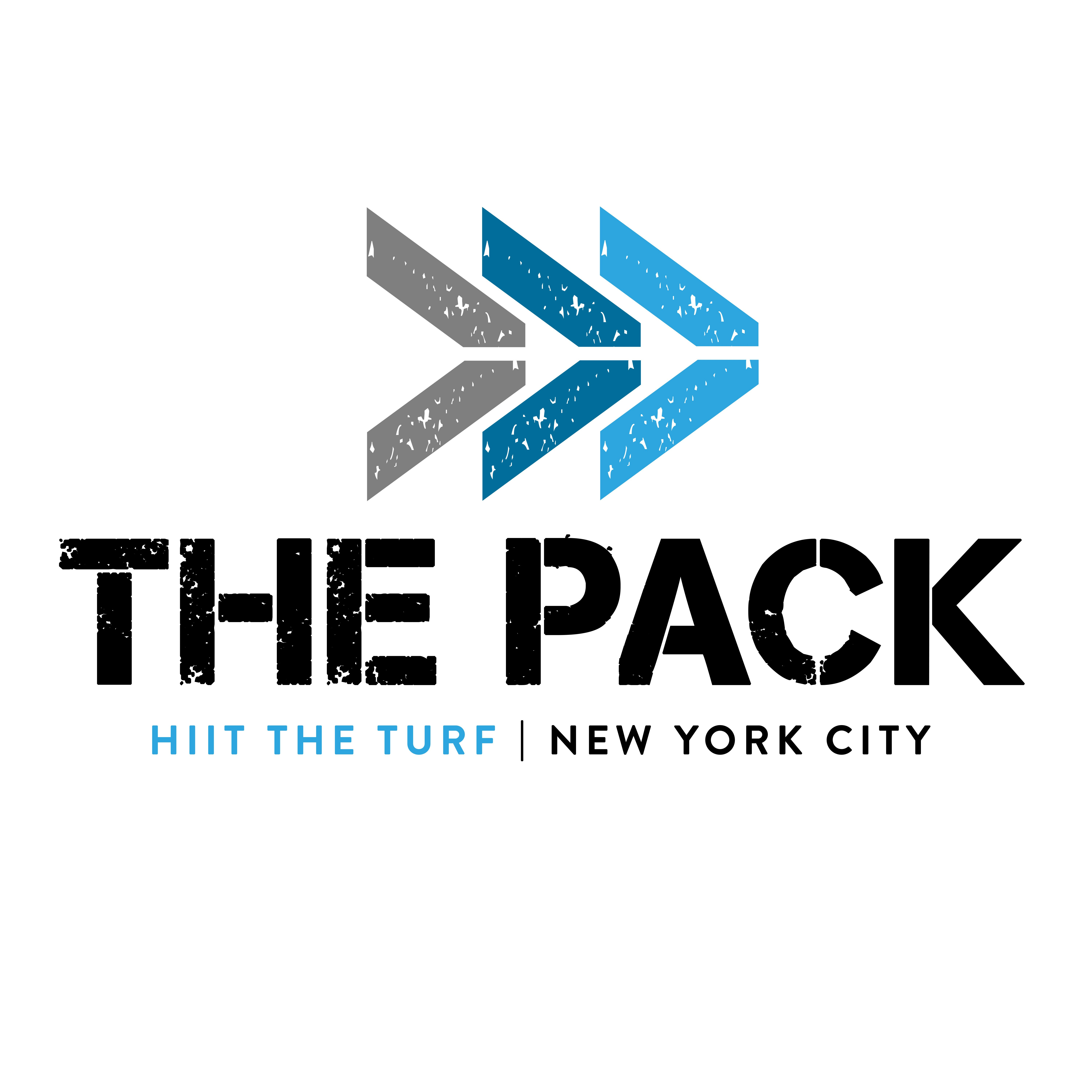 The Pack NYC logo