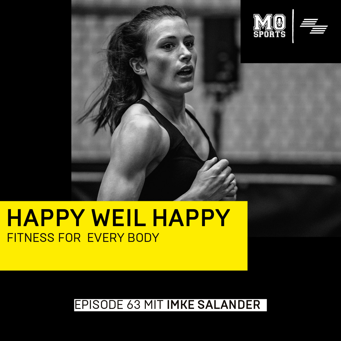 Happy weil happy Imke Salander Cover